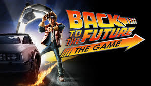 Back to the Future: The Game Book Cover