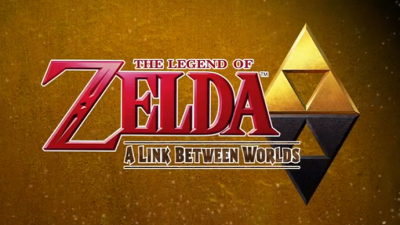The Legend of Zelda, A Link Between Worlds Book Cover