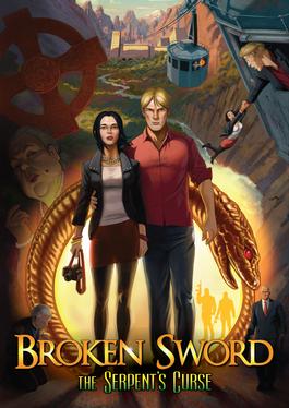 Baphomets Fluch: Der Sündenfall Book Cover