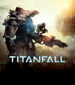 Titanfall Book Cover