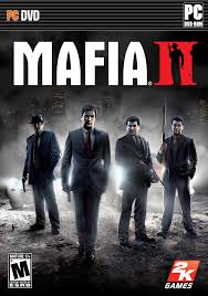 Mafia 2 Book Cover