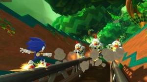 Sonic Lost World
