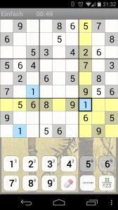 Android Games: Sudoku-Free
