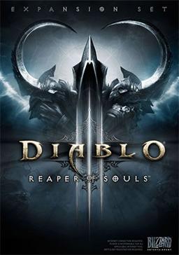 Diablo 3 - Reaper of Souls Book Cover