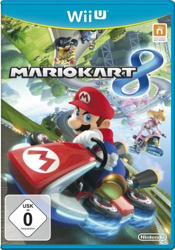 Mario Kart 8 Book Cover