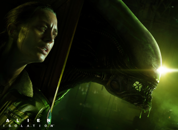Alien Isolation Book Cover